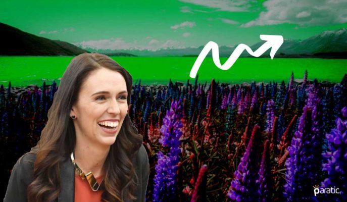 Yeni Zelanda'nın İş Rakamları Mayıs'ta Hafif İyileşme Gösterdi