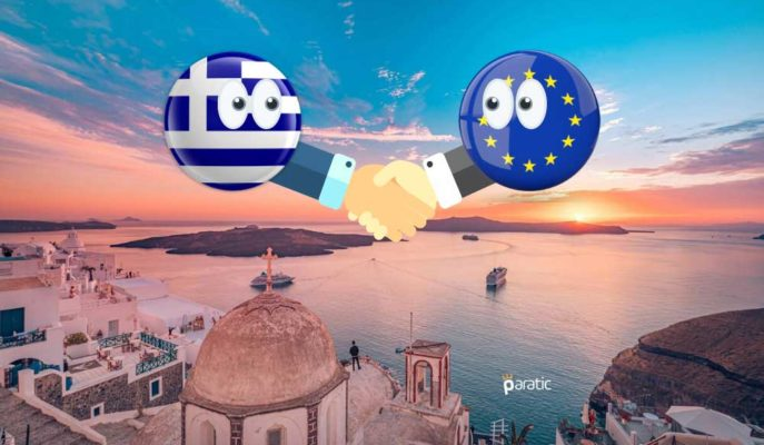 Yunanistan 2021'de Avrupa ile Yeni Mali Hedefler Üzerine Pazarlık Yapacak