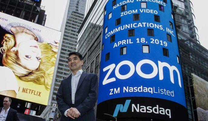 Zoom Yılın İlk Çeyreğinde Kullanıcı Sayısı ve Kazancını Katladı