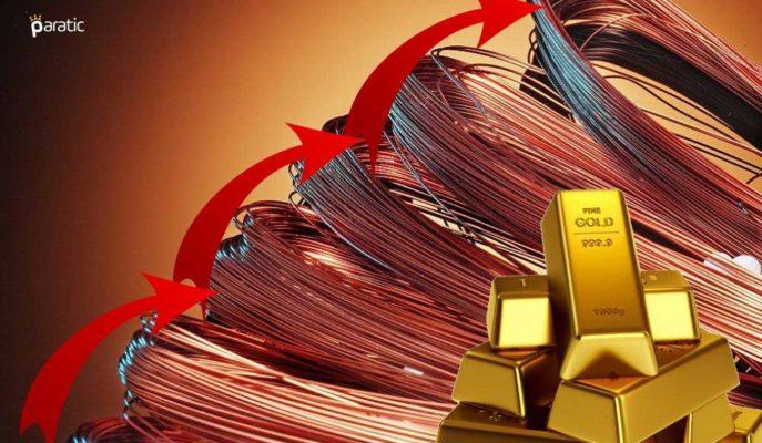 2020'nin İlk Yarısında Altın, Haziran'da Bakır Emtiası Kazandırdı