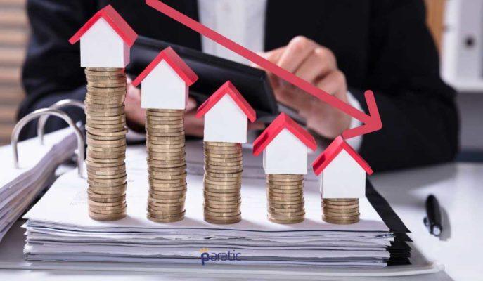 2Ç20'de Azalan Tüketici Güveni Konut Kredisi Talebini Düşürdü