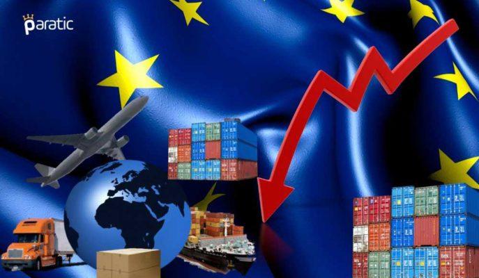 AB ve Euro Bölgesi İhracatlarında Mayıs'ta %30'a Yakın Düşüş Oldu