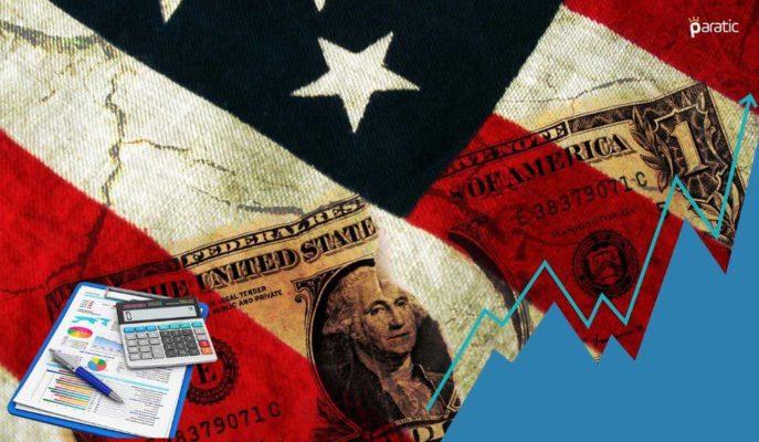 ABD Bütçe Açığı Haziran'da 864 Milyar Dolarla Rekor Kırdı
