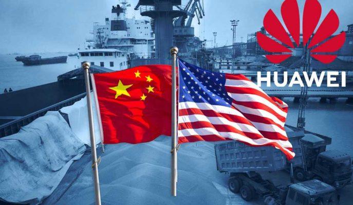 ABD ile Çin Arasında Artan Gerilim Huawei'ye Yeni Bir Kısıtlama Getirdi