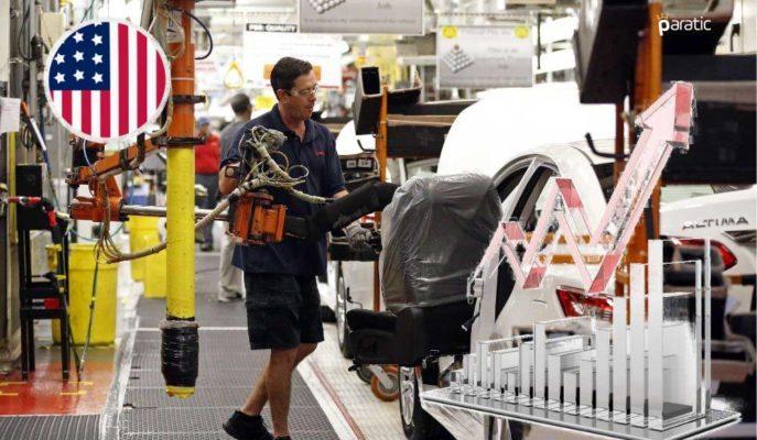 ABD'de Dayanıklı Mal Siparişleri Haziran'da %7,3 Oranında Arttı