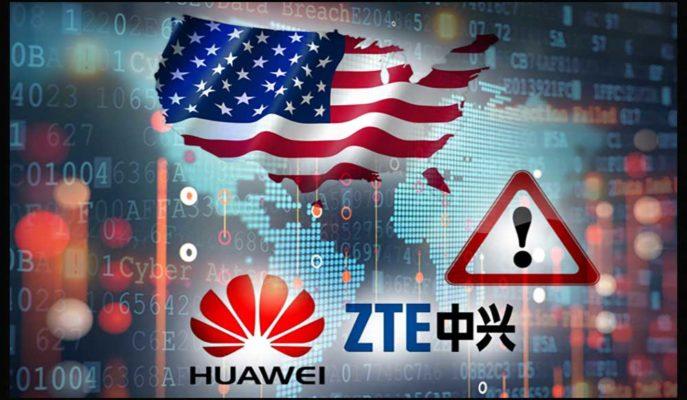ABD, Huawei ve ZTE ile Ticaret Yapan Şirketleri Köşeye Sıkıştırmaya Devam Ediyor