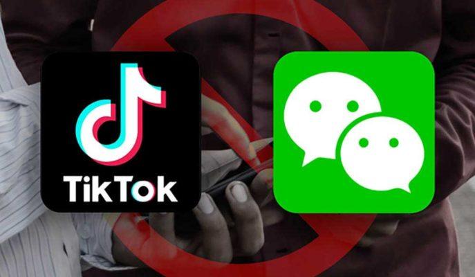 ABD, TikTok ve WeChat Gibi Ulusal Güvenliği Tehdit Eden Uygulamalara Karşı Adım Atmaya Hazırlanıyor
