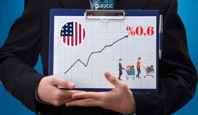 ABD'de TÜFE Haziran'da Bir Önceki Aya Göre %0,6 Arttı