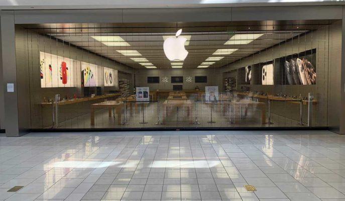Apple, COVID-19 Nedeniyle ABD'de Kapattığı Mağazalara Yenilerini Ekledi