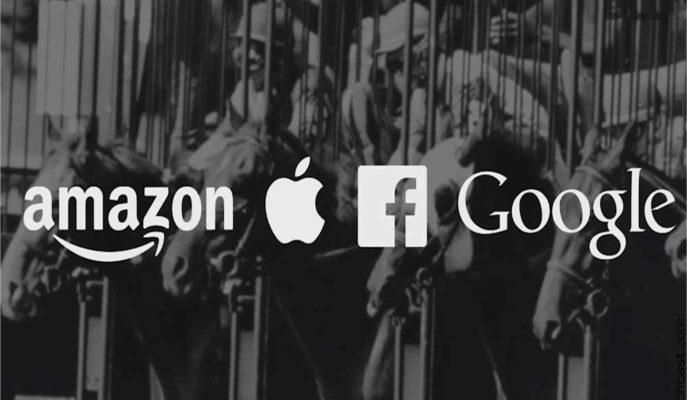 Apple, Facebook, Google ve Amazon Tekel Suçlamalarına Karşı Kendini Savundu