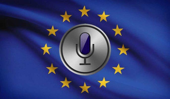 Apple'ın Siri Uygulaması Avrupa Birliği'nin Kıskacı Altında