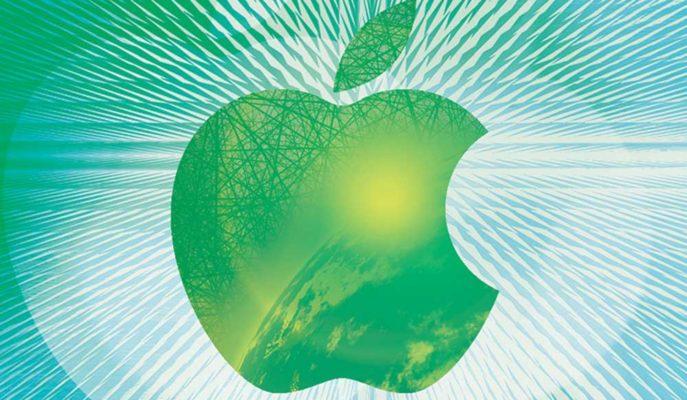 Apple Üretim Aşamasında Çevre Kirliliğini Sıfıra İndireceğini Duyurdu