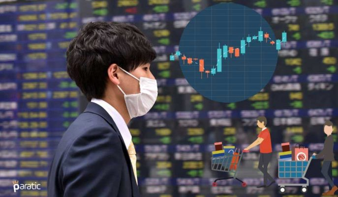 Asya Hisse Senedi Piyasaları Çin Enflasyon Verisini Fiyatladı