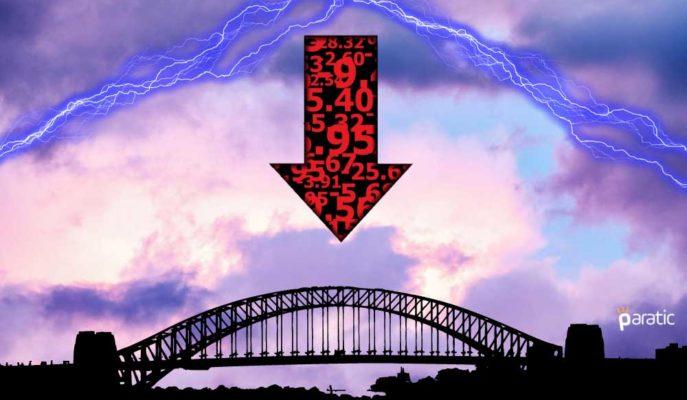Avustralya Hazine Bakanlığı: 2. Çeyrekte %7'lik Rekor Düşüş Bekleniyor