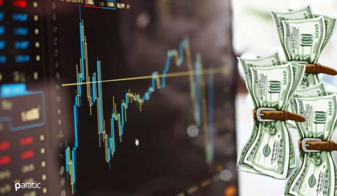 Borsadaki Volatilite Artarken, Dolar Kuru Yatay Seyrini Koruyor