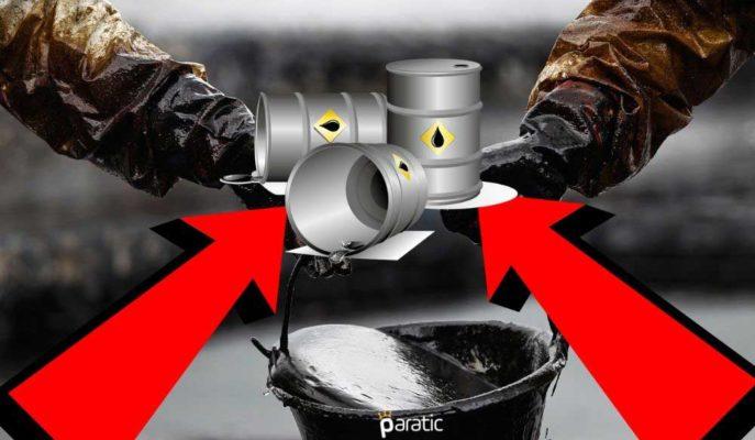 Brent Petrol, Stokların Azalmasının İyimserliğiyle 42 Dolar Üstüne Çıktı
