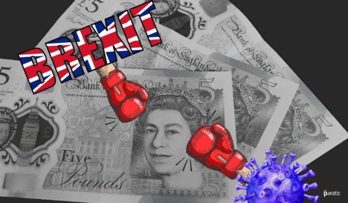 Brexit, Pandemiden Etkilenmemiş Sektörleri de Vurarak Ekonomide Çifte Şok Yaratacak