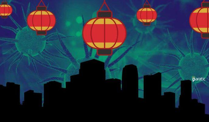 Çin İktisatçılarına Göre Pekin Ekonomisi 2Ç20'de %1,1 Büyüdü