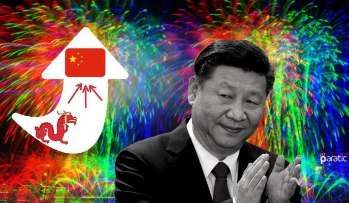 Çin'de Haziran Caixin Hizmet Sektörü PMI, 10 Yılın En Yükseğine Ulaştı