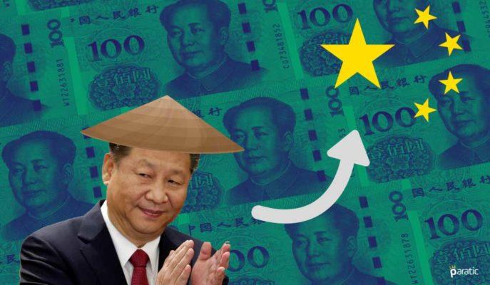 Dünyanın İkinci En Büyük Ekonomisi 2Ç20'de Pozitif Büyüme Açıklayacak