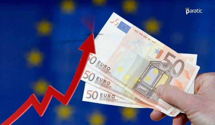 Euro Kuru 7,94'ü Aşarak Yıl İçi En Yüksek Seviyeyi Kaydetti