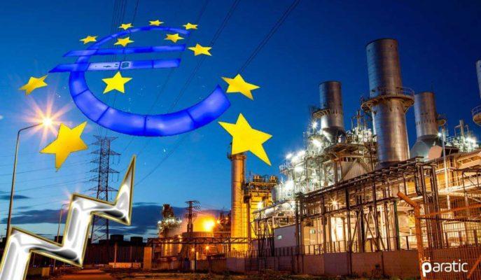 Sanayi Üretimi AB ve Euro Bölgesi'nde Mayıs'ta Artsa da, Yıllık Düşüş Sürüyor