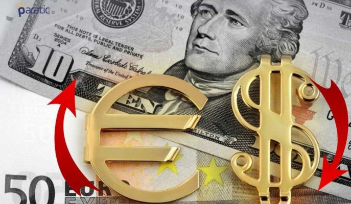 Euro/Dolar, Trump'ın Salgında Daha Kötüsünü İşaret Etmesiyle 18 Ayın Zirvesine Çıktı
