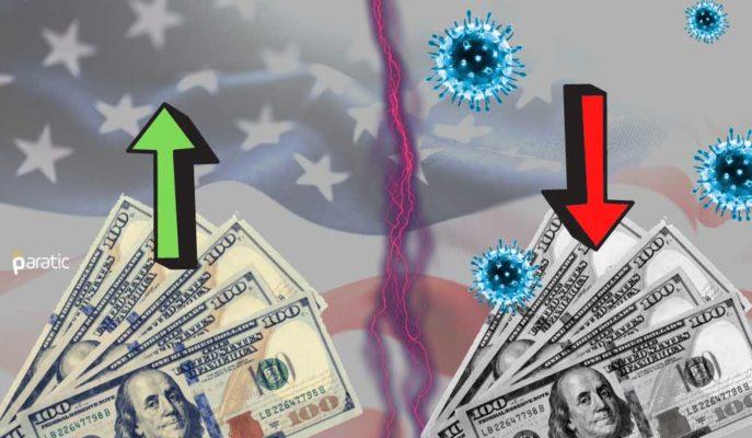 FED/Beige Book: Ekonomik Faaliyet Pandemi Öncesi Seviyelerin Çok Altında
