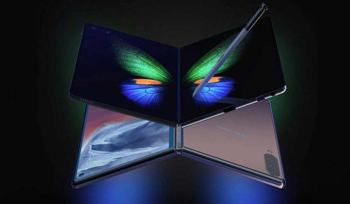 Galaxy Fold 2'nin Tasarımını Gösteren Yeni Video Hazırlandı