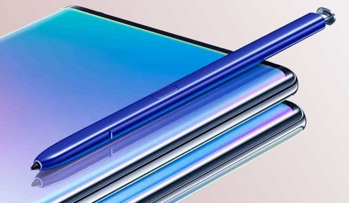 Galaxy Note 20 ile Gelecek S-Pen, Mouse Deneyimi Sunacak