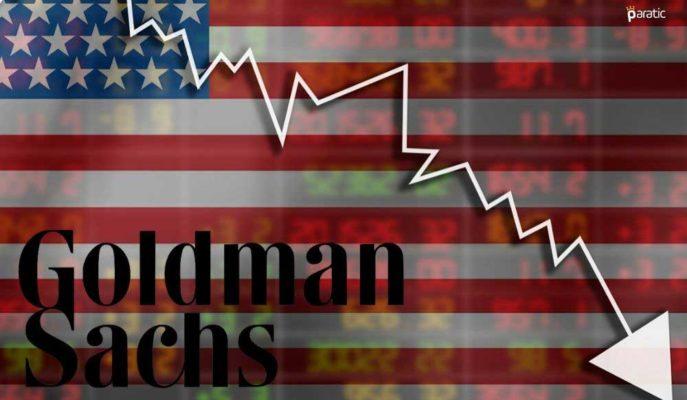 Goldman Sachs ABD Ekonomisine Dair Küçülme Beklentisini %4,2'den %4,6'ya Çekti