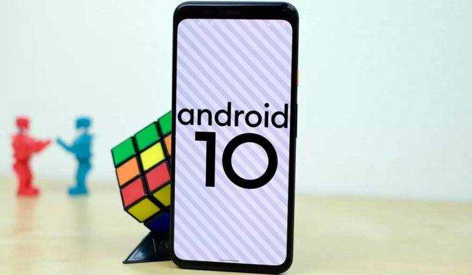 Google, Android 10'un Yayılma Hızında Önceki Sürümleri Geride Bıraktığını Açıkladı