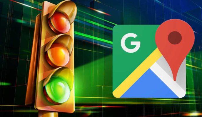 Google Haritalar Yollarda Bulunan Trafik Işıklarını Göstermeye Hazırlanıyor