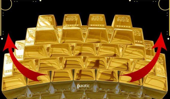 Gram Altın 403 Lirayla Rekor Kırarken, Onsu 9 Yılın En Yükseğinde