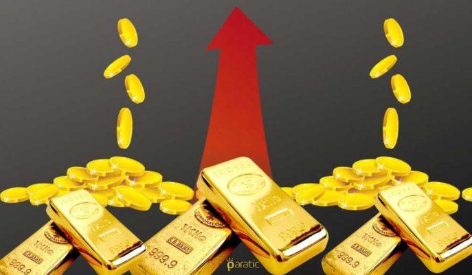 Uzmanlar 416'ya Kadar Dayanan Gram Altına Yatırım Yapacakları Uyarıyor
