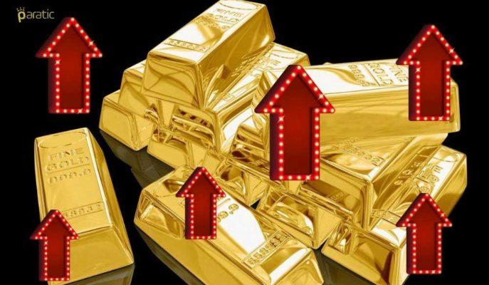 Gram Altın 438 Lira Üstündeki Rekor Yolculuğunu Sürdürüyor