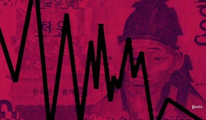 Güney Kore 2Ç20'de Resesyona Girerken Maliye Bakanı Çin Tarzı Toparlanma Mümkün Dedi