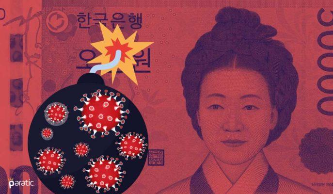 Güney Kore, %330 Üzeri Oranla Beşinci En Hızlı Büyüyen Ulusal Borca Sahip