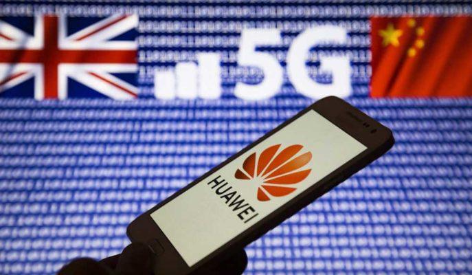 Huawei'ye ABD'den Sonra Bir Kötü Haber de İngiltere'den Geldi