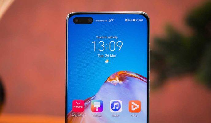 Huawei ile BOE Arasında Mate 40 Serisi için İş Birliği Yapıldı