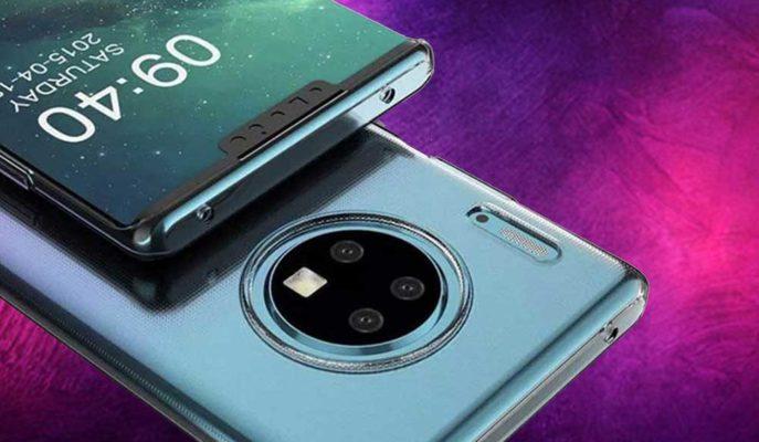 Huawei Mate 40 Pro'nun Ekran Çentiği Önceki Modele Göre Küçülüyor