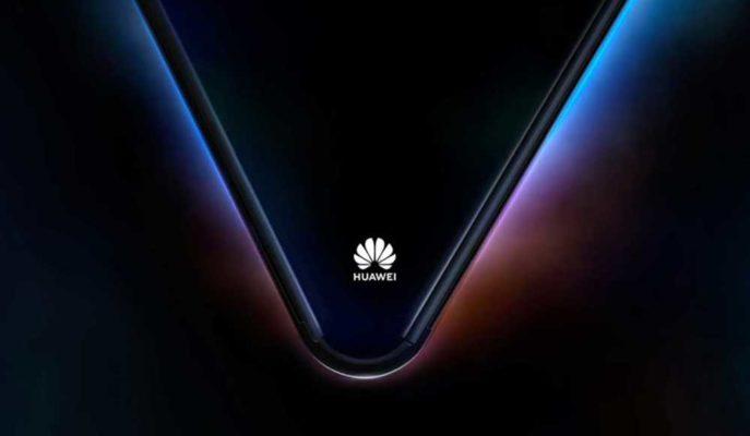 Huawei'nin Dikey Katlanacak Telefonu Mate V için Konsept Hazırlandı
