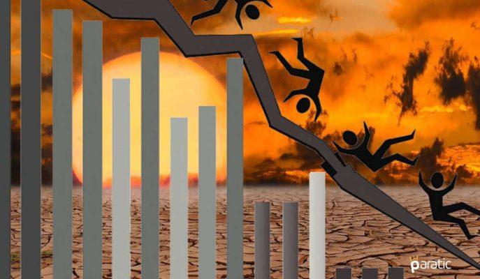 İklim Değişikliği Küresel GSYİH'yi 2100'e Kadar %21 Düşürebilir