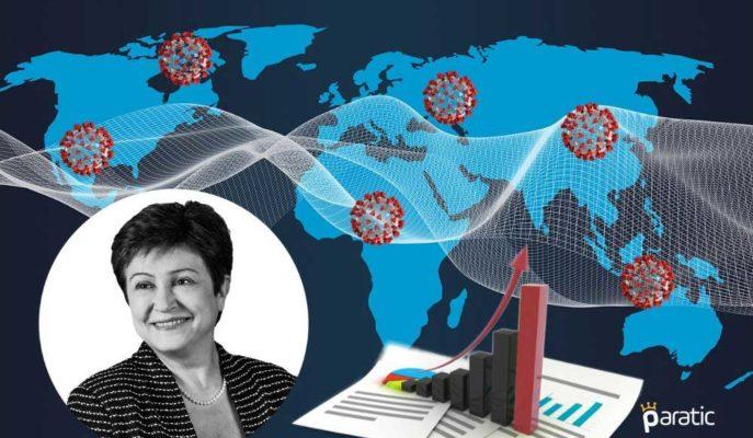 IMF Başkanı: Ekonomilerin İyileşmesi için Daha Fazla Eyleme Gerek Var