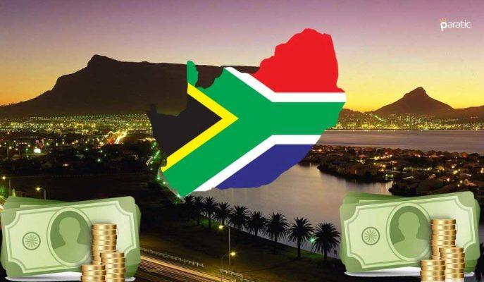 IMF, Güney Afrika'ya Salgınla Mücadelede Destek için 4,3 Milyar Dolar Kredi Veriyor