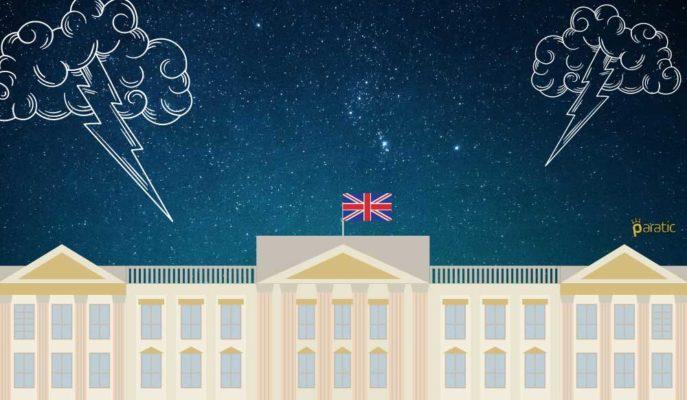 İngiltere Ekonomisi 2024'e Kadar Pandemi Öncesi Seviyeye Dönemeyecek