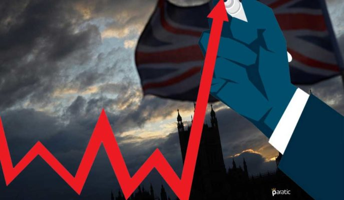 İngiltere Enflasyonu Haziran'da Beklenmedik Şekilde %0,6'ya Yükseldi