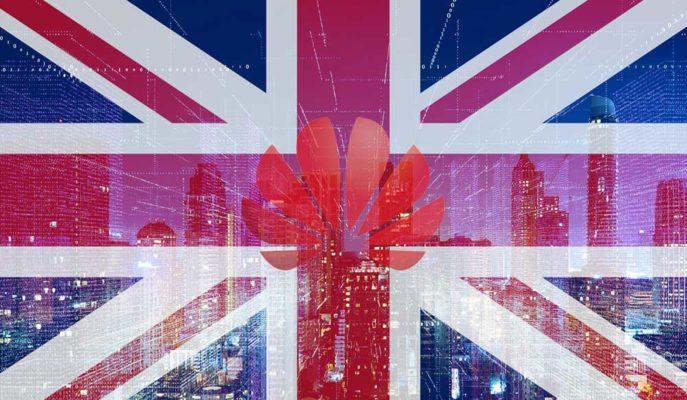İngiltere Gelecek Yıldan İtibaren Huawei İmzalı 5G Ekipmanlarına Yasak Getiriyor