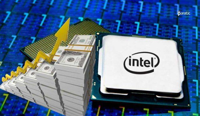 Intel'in 2Ç20'de Net Karında %22 Oranında Artış Gerçekleşti