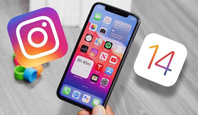 iOS 14, Instagram'da Gizliliği Sorunu Yaratan Bir Hatayı Ortaya Çıkardı
